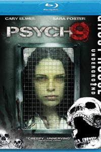 Psych: 9 as Dr. Irving Clement