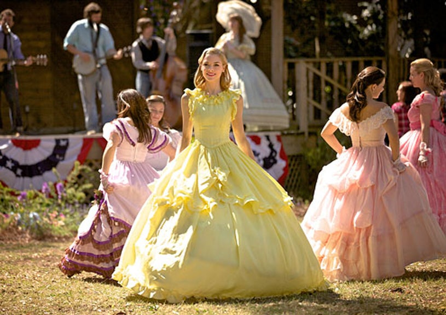 Hart of Dixie - Season 1 - Jamie King as Lemon Breeland