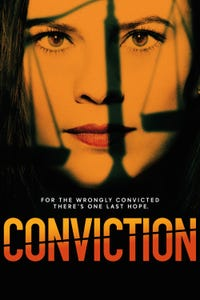 Conviction as Hayes Morrison
