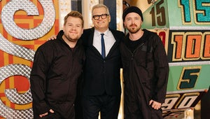 Aaron Paul Strives for Price Is Right Redemption on The Late Late Show