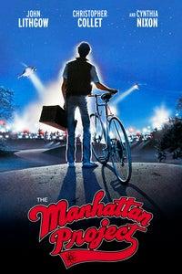 The Manhattan Project as John Mathewson