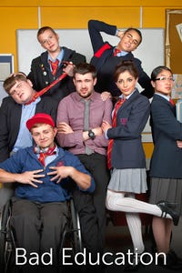 Bad Education as Isobel Pickwell