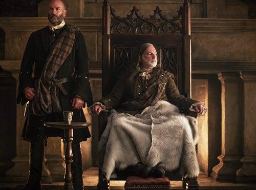 Outlander – Season 2 – Gary Lewis, Graham McTavish