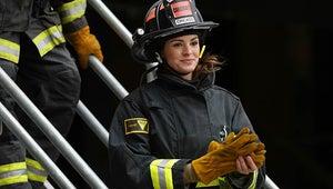 Exclusive Chicago Fire Sneak Peek: Jones Buckles Under Pressure During Her First Fire