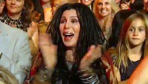Cher's Ballroom Blitz: A Low-Key Affair