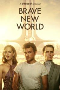 Brave New World as Lenina Crowne