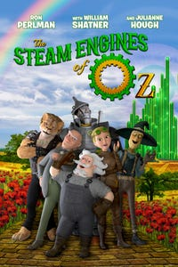 The Steam Engines of Oz as Socar 'Oz' Diggs