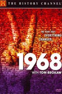 1968 With Tom Brokaw