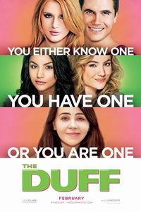 The DUFF as Bianca