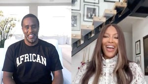 Naomi Campbell Is Just as Obsessed With Tiger King as the Rest of Us