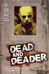 Dead and Deader as Coroner Flutie