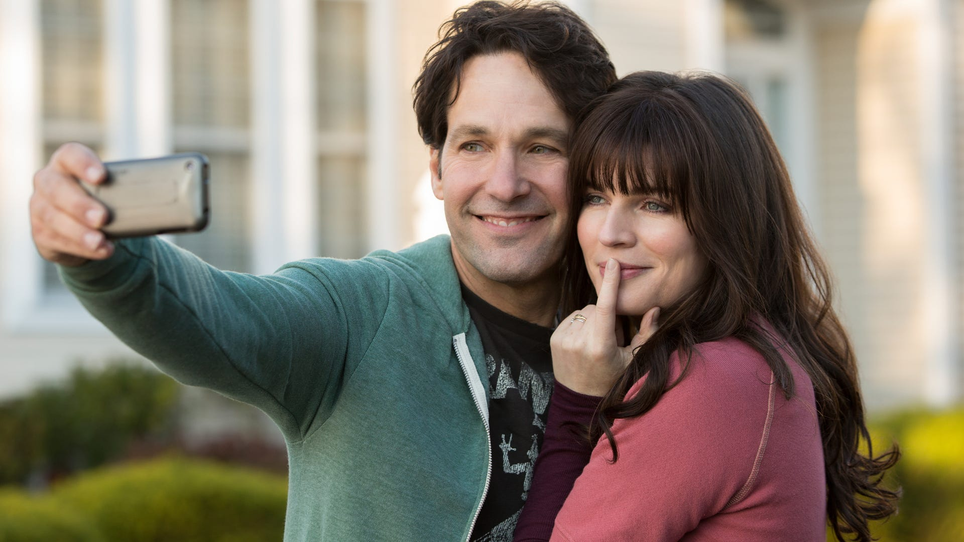 Paul Rudd, Aisling Bea; Living With Yourself