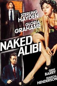 Naked Alibi as Chief Joe Conroy
