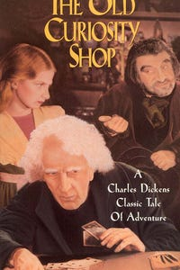The Old Curiosity Shop as Sampson Brass