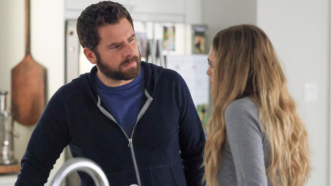 James Roday Rodriguez and Lizzy Greene, A Million Little Things