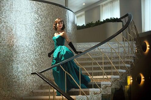 Magic City - Season 1 - Olga Kurylenko as Vera Evans