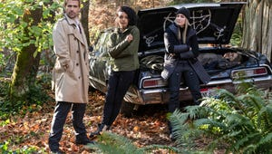 Legends of Tomorrow's Maisie Richardson-Sellers on That Zombie Fight in the Supernatural Crossover