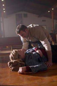 Rhett Giles as Pastor Victor