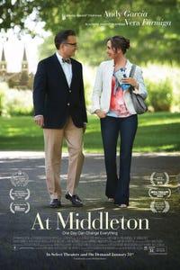 At Middleton as Audrey Martin