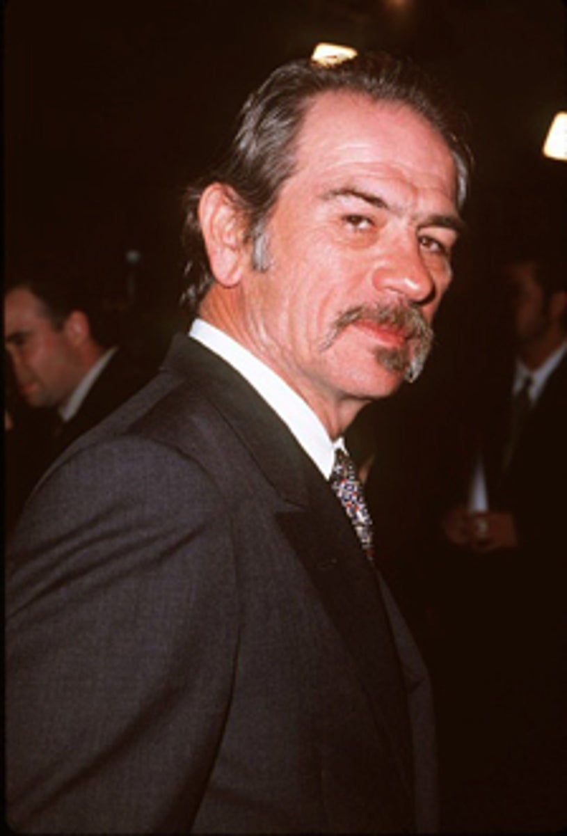 """Tommy Lee Jones - """"U.S. Marshals"""" permiere, March 1998"""