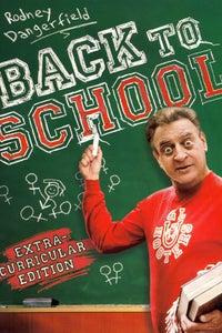 Back to School as Derek