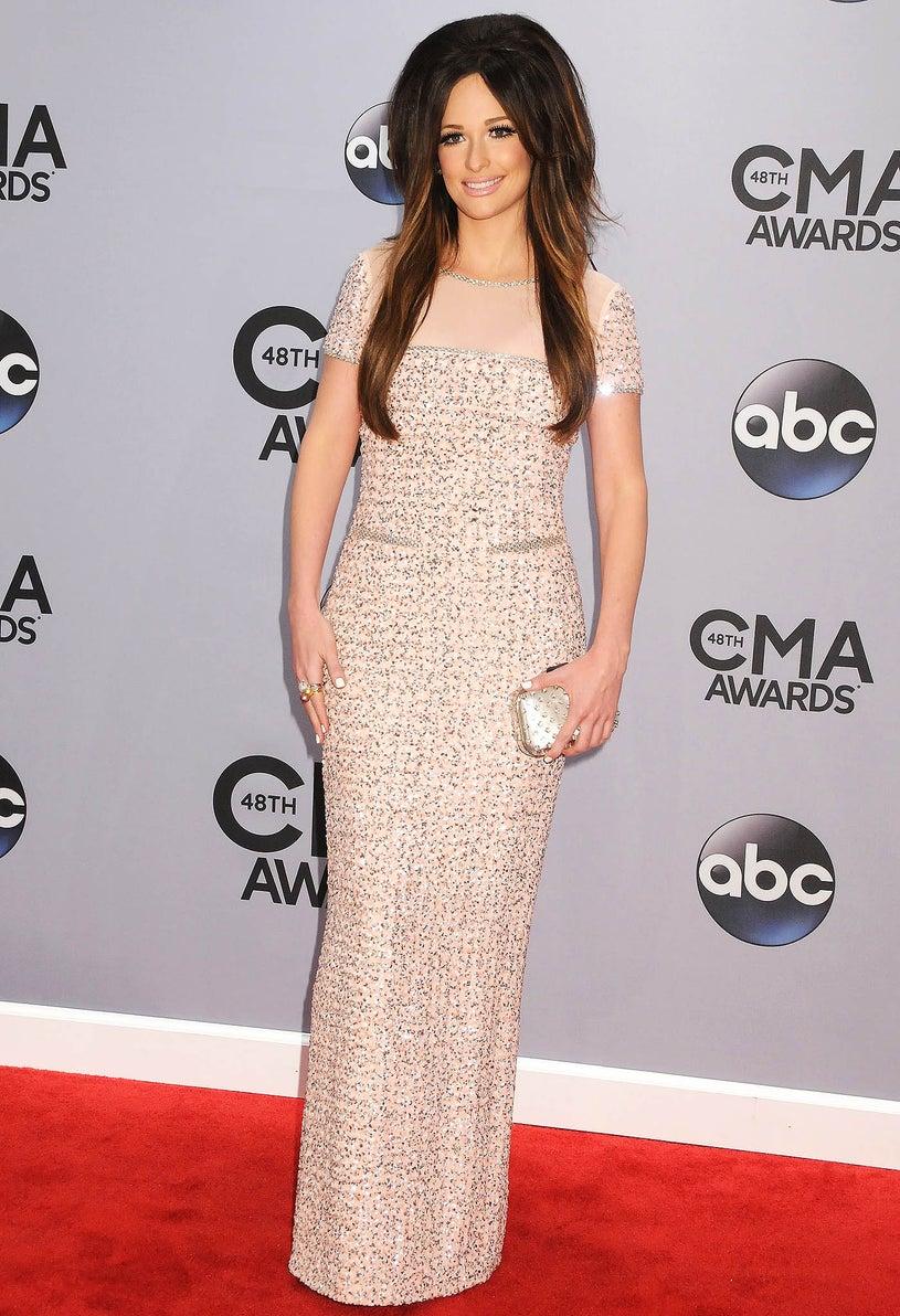 Kacey Musgraves - 47th CMA Awards in Nashville, Tennessee, November 5, 2014