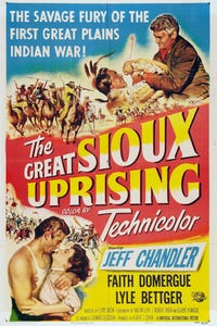 The Great Sioux Uprising as Sam