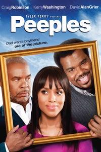 Peeples as Grace Peeples