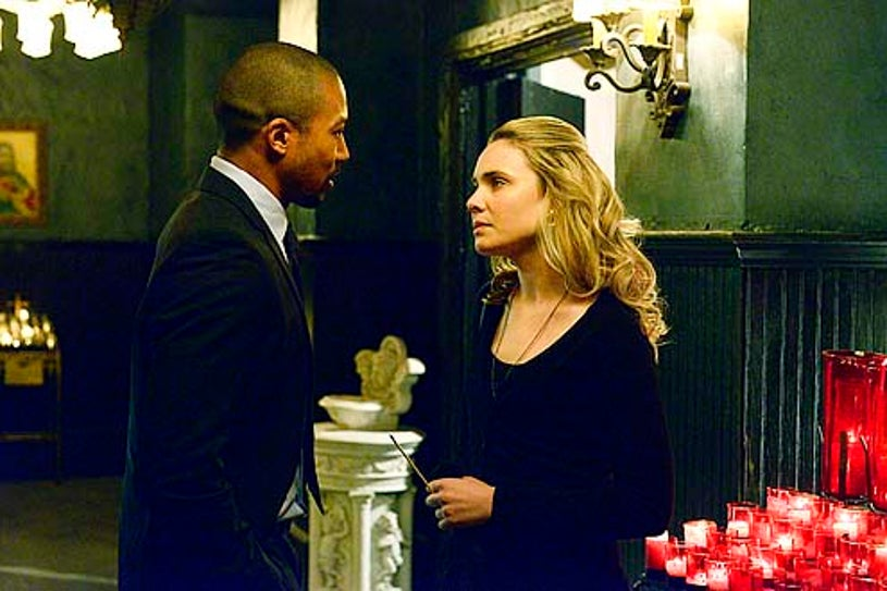 """The Originals - Season 1 - """"A Closer Walk with Thee"""" - Charles Michael Davis and Leah Pipes"""