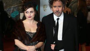 Director Tim Burton and Actress Helena Bonham Carter Split