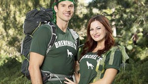 """Exclusive: Brendon and Rachel """"So Excited"""" to Return for Amazing Race All-Stars"""
