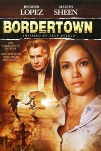 Bordertown as Alfonso Diaz