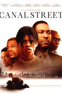 Canal Street as DJ Terrance Palmer