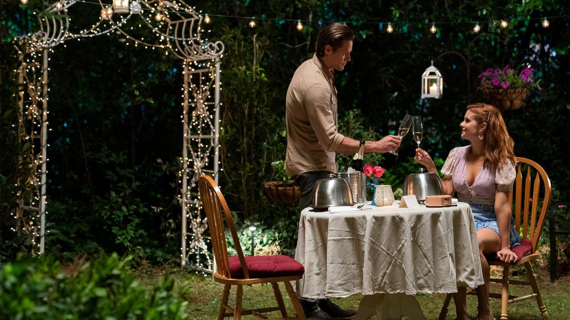 Justin Bruening and Joanna Garcia Swisher, Sweet Magnolias