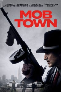 Mob Town as Sgt. Ed Croswell