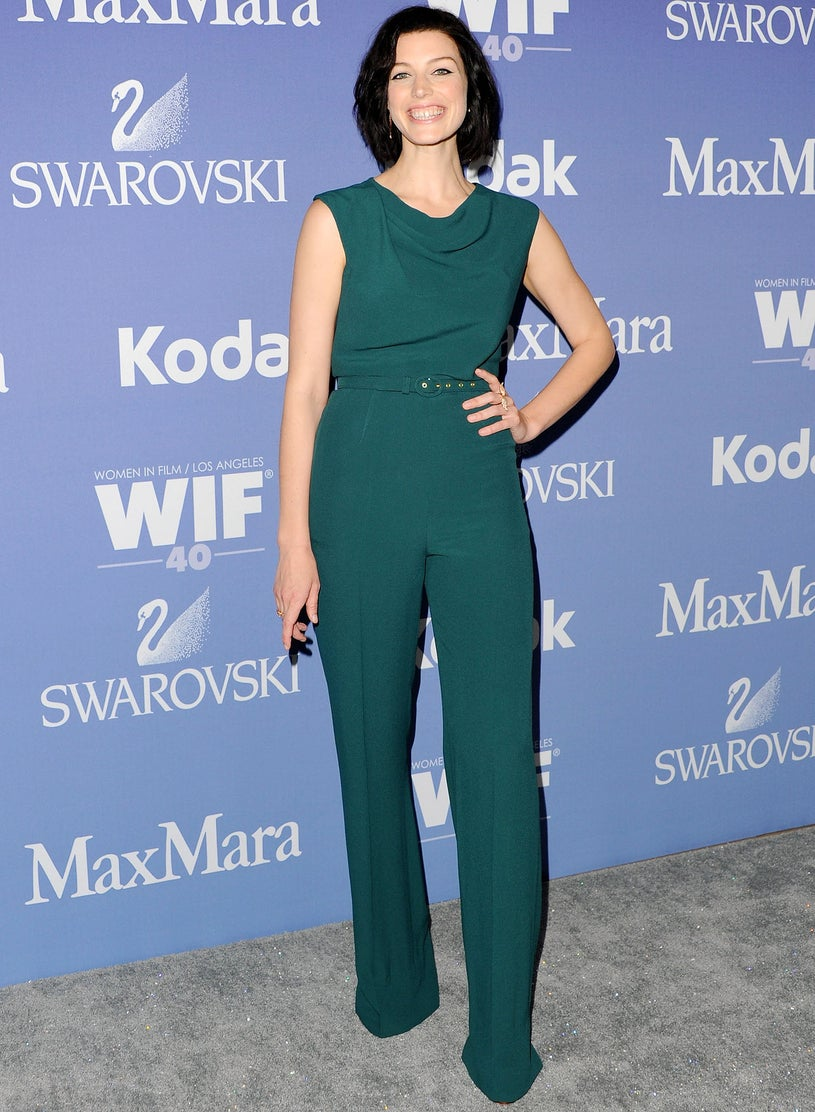 Jessica Pare - 2013 Women In Film's Crystal + Lucy Awards in Beverly Hills, California, June 12, 2013
