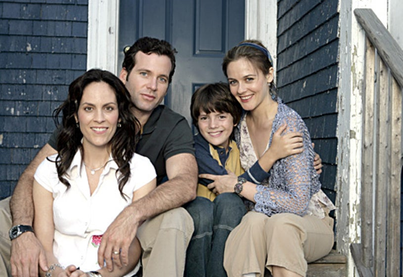 Candles on Bay Street - Annabeth Gish, Eion Bailey, Matthew Knight and Alicia Silverstone