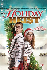 A Holiday Heist as Marcouscous
