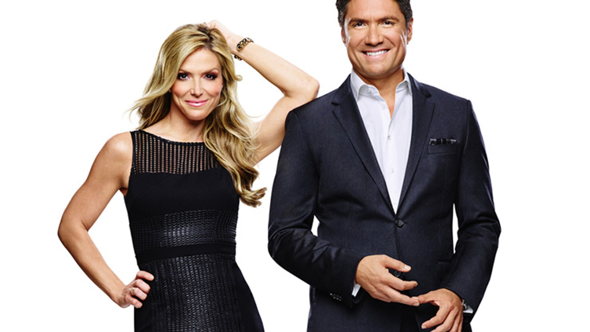 Debbie Matenopoulos and Louis Aguirre, The Insider