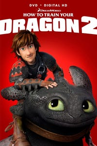 How to Train Your Dragon 2 as Eret