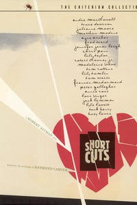 Short Cuts as Bill Bush