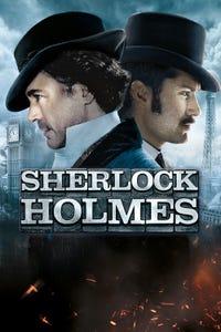 Sherlock Holmes as Irene Adler