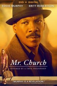 Mr. Church as Izzy