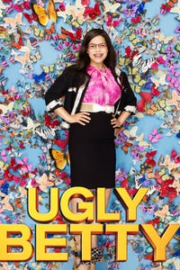 Ugly Betty as Mrs. Weiner