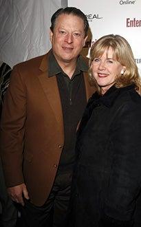 Al Gore and Tipper Gore - Sundance Film Festival, Jan. 2006