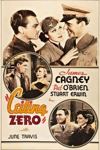 Ceiling Zero as Buzz Gordon