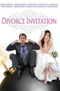 Divorce Invitation as George Mason