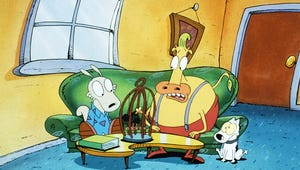 '90s Nostalgia-Spoofing Rocko's Modern Life Movie Gets Title