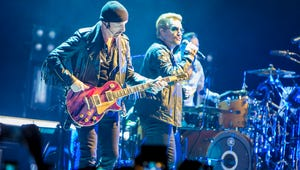 HBO Announces New Date for U2: iNNOCENCE + eXPERIENCE Live in Paris