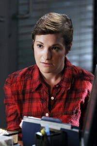 Daisy Eagan as Drew Godfrey